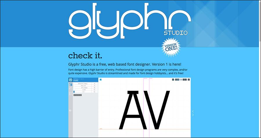 Glyphr Studio