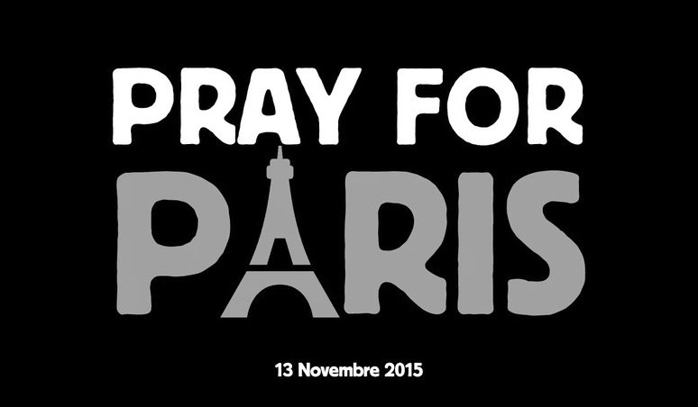 Pray for Paris vignette