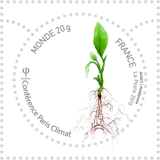 Timbre COP21