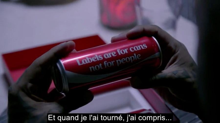 Coca-Cola capture vidéo