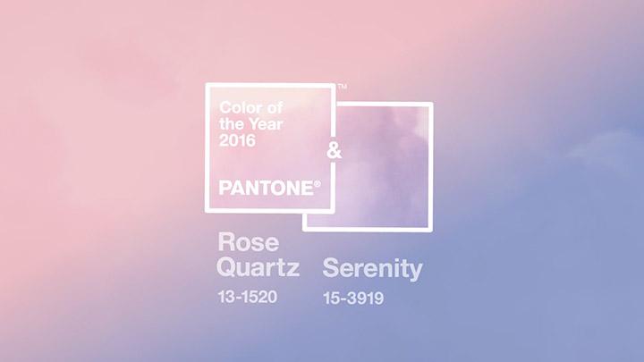 Tendance Pantone 2016