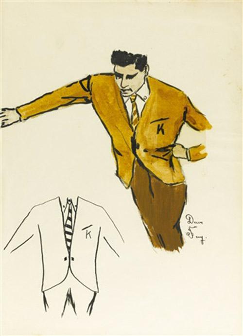 The Konrads - Costume design