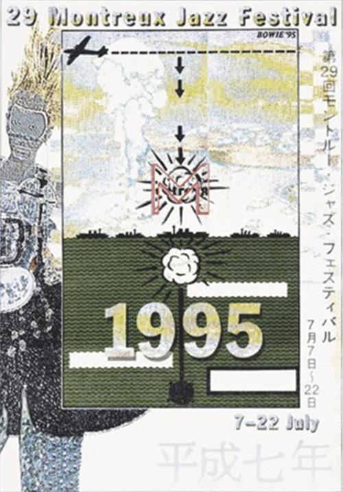 Montreux Jazz Festival 1995