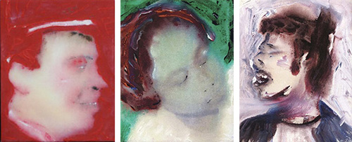Série de portraits
