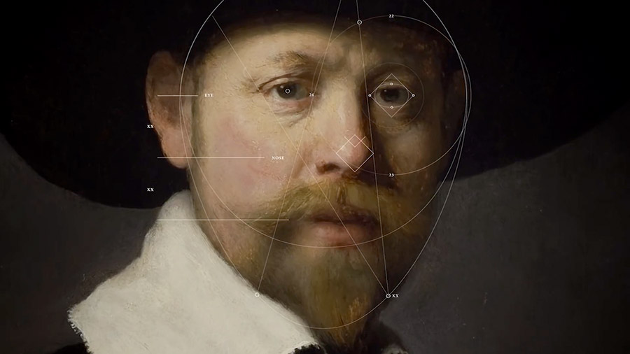 Le nouveau Rembrandt