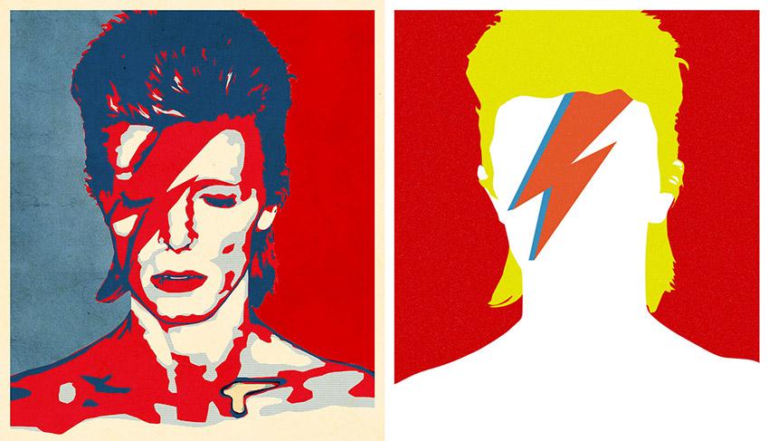 David Bowie vignette